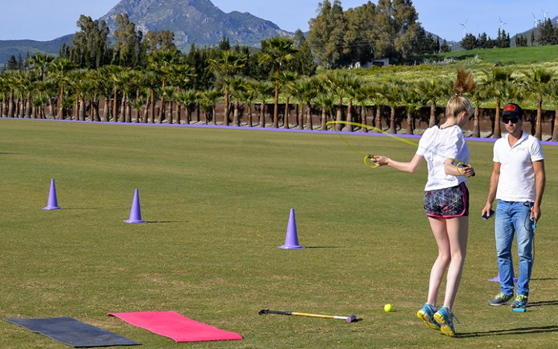 Fitness for Polo in Polo Valley