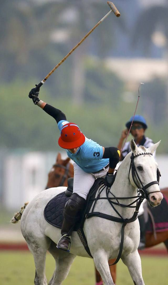 LESSONS OF POLO