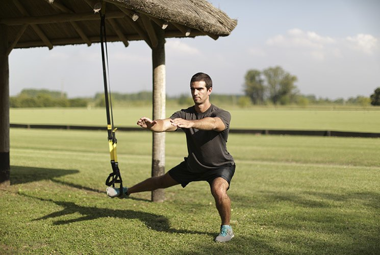fitness for polo players