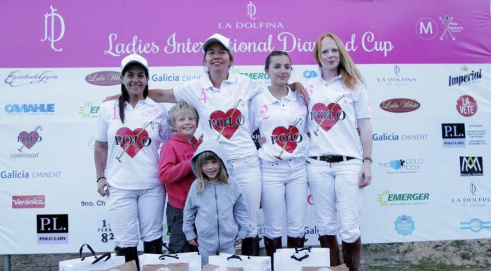 Ladies' Polo, Love Polo Fashion copia