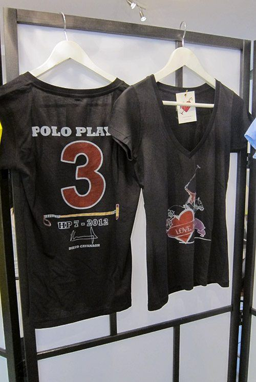 ladies polo and Love polo