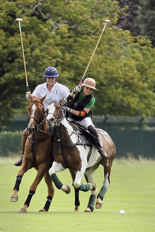 women's polo tournament