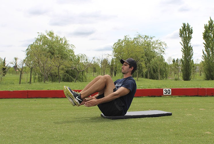 fitness for polo